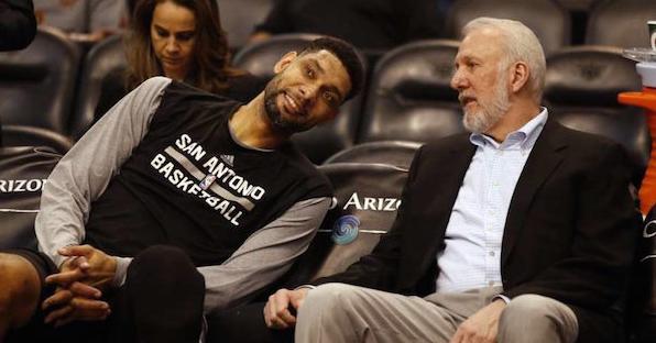 我快笑死了!邓肯其实是被NBA耽误的段子手