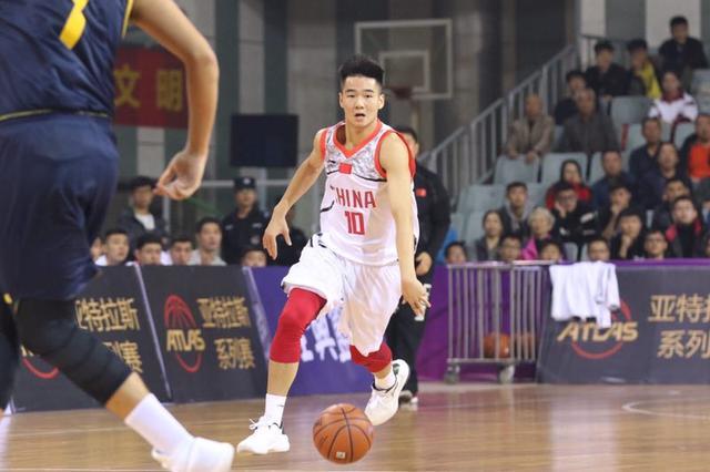 四国赛-国青男篮轻取意大利 孙浩钦17分8篮板