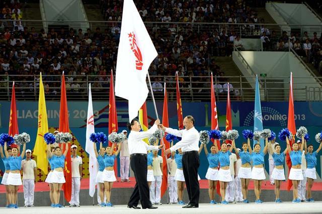 第14届全运会唯有陕西申办 或自动成承办城市