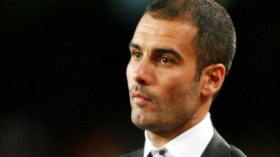 巴塞罗那教练之瓜迪奥拉:拿所有6项赛事冠军
