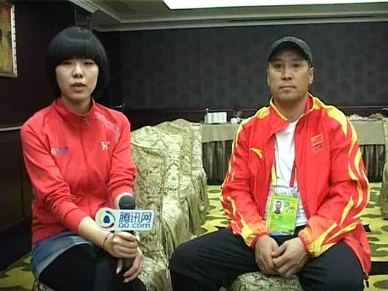 李永波笑言羽毛球队无愧最佳 林丹应打到2016