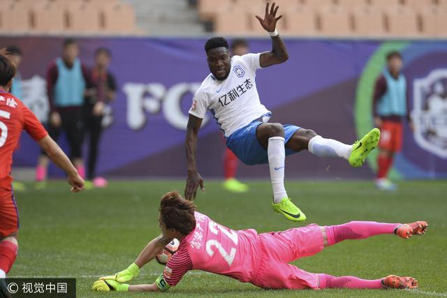 中超外援:曾以为中国球员不懂球 踢中超为钱