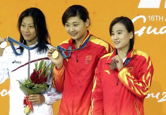 女50米仰泳高畅夺冠创世界最佳 徐田龙子季军