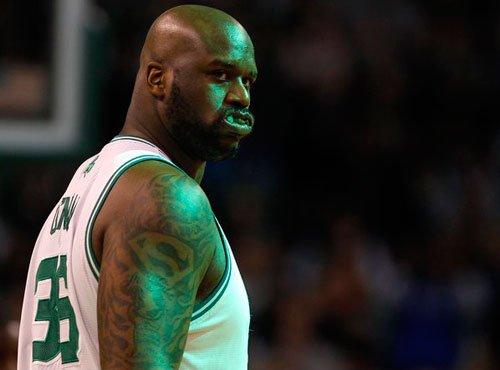 奥尼尔正式宣布退役 一代传奇中锋告别NBA