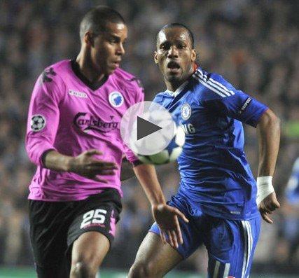 欧冠-切尔西0-0凭总比分晋级 主客队各中门框