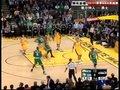 视频:凯尔特人vs勇士 朗多暗传绿巨人中投