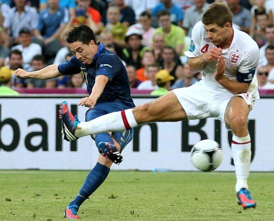 欧洲杯,法国,英格兰