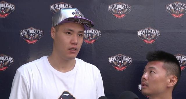 贺天举:何时入NBA都不晚 会珍惜每一场比赛