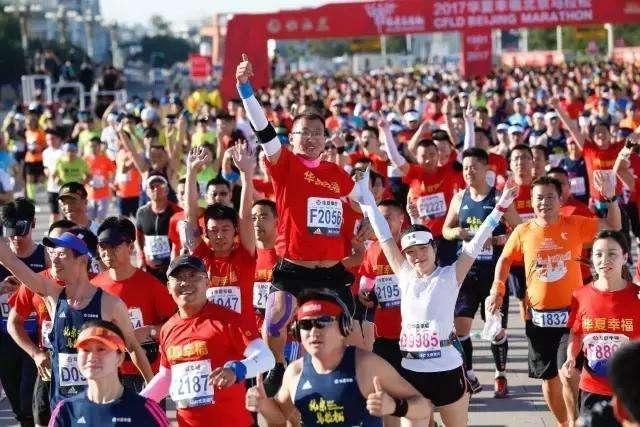 最忙马拉松月:周末全国22场比赛 跑友不够用