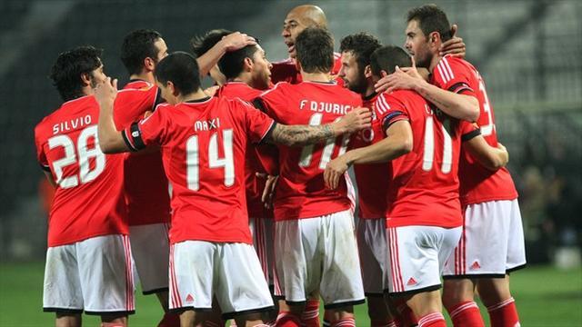 欧联杯决赛前瞻:葡超PK西甲 本菲卡冲第3冠