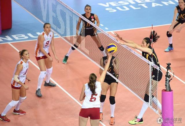 2016土耳其女排联赛瓦基弗银行队赛程表