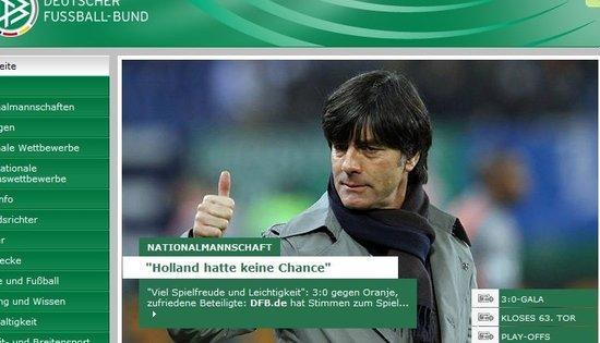 德国15年首胜荷兰 厄齐尔:我们可以夺欧洲杯