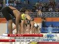视频:唐奕100米自由泳摘金 成亚运四金王