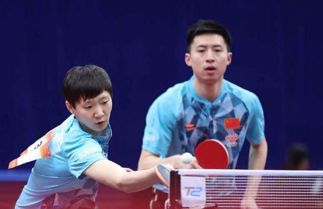 亚锦赛国乒两对混双进四强  半决赛将上演中日大决战