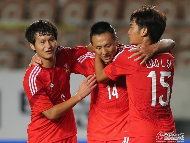 国奥1-0巴基斯坦 进16强战泰国