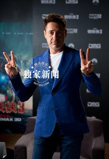 """""""钢铁侠""""自爆与中国""""情缘"""" 曾练咏春拳达10年"""
