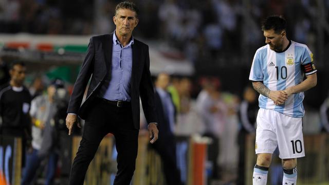 巴乌萨:阿根廷没有梅西依赖症 补召河床新人