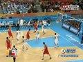视频:男篮决赛 王治郅开场三分吹起进攻号角