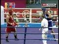 视频:拳击91kg级以上1/8淘汰赛 张志磊晋级