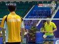 视频:羽毛球男团 林丹顶住压力扳回一分