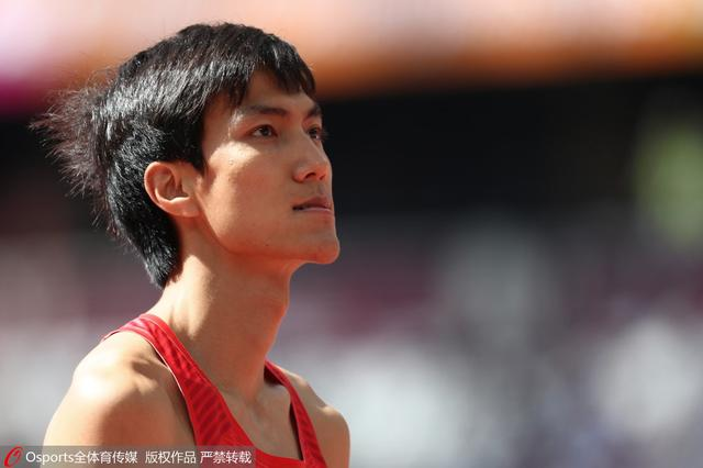 男子跳高王宇遗憾退赛 中国双子星伤别伦敦碗_体育_腾讯网