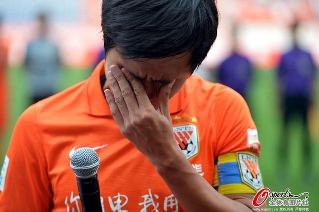 鲁能2号记忆:赵明剑憾失主力 刘金东一生忠橙