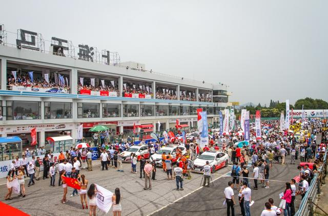 CTCC韩国征战 长城润滑油助推赛车走出国门