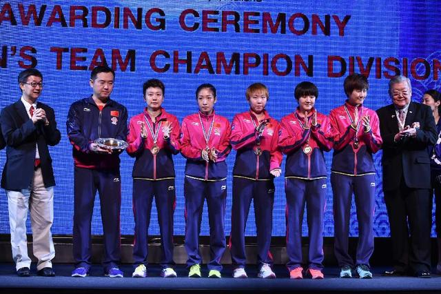 乒乓球亚锦赛中国完胜日本夺女团五连冠小48摩托车图片
