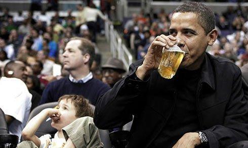 奥巴马空军一号致电祝贺热火 邀新冠军访白宫