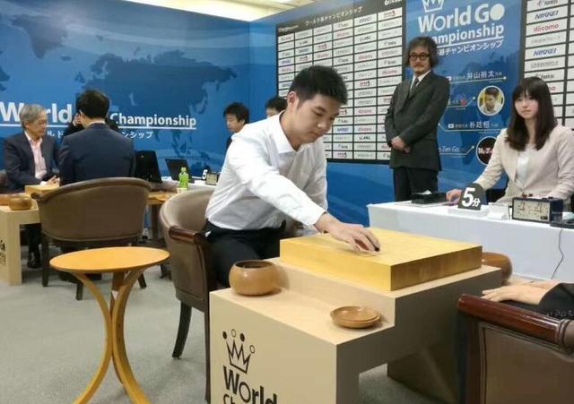 中日韩围棋变迁:日本曾独大 中国逐渐唱主角