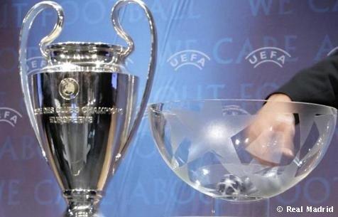 皇马将在欧冠半决赛中对阵多特蒙德