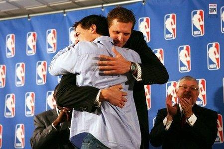 NBA下午茬:榜眼改名拉水尔 皇阿玛说要赢球