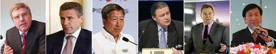 奥委会确认6位新主席候选人 巴赫领衔5人竞争