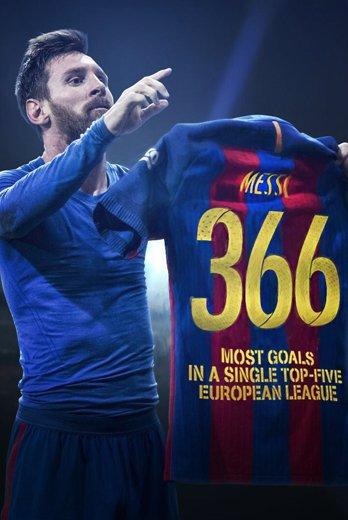 服吗?梅西无解任意球登顶五大联赛第1 C罗俩纪录悬了