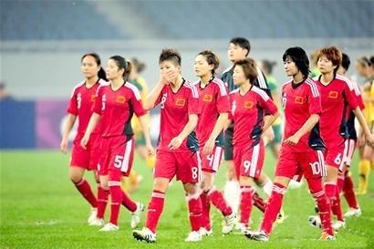 中国足协官网:女足希望在于基础 采取五措施