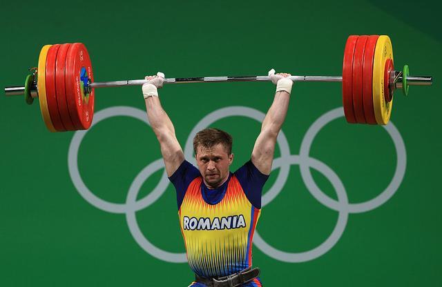 罗马尼亚举重名将药检未过关 里约奖牌被剥夺