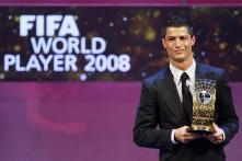 英超365天:C罗获世界足球先生  首为曼联戴帽