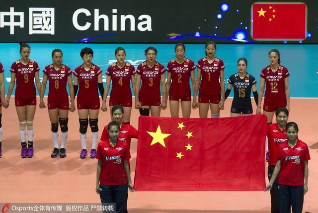女排队长惠若琪仅得1分 郎平斟酌总决赛阵容
