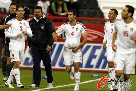 亚洲杯-约旦1-0沙特 亚洲王者成首支出局球队
