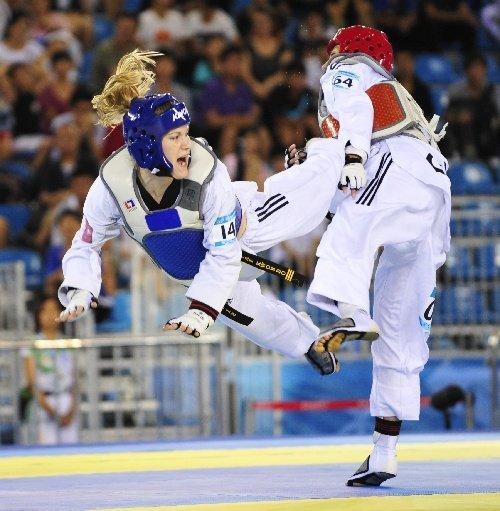 侯玉琢:脚伤复发影响发挥 尚未想过奥运夺金