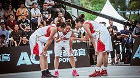 3X3世锦赛-西班牙全胜出线 中国女队遗憾出局