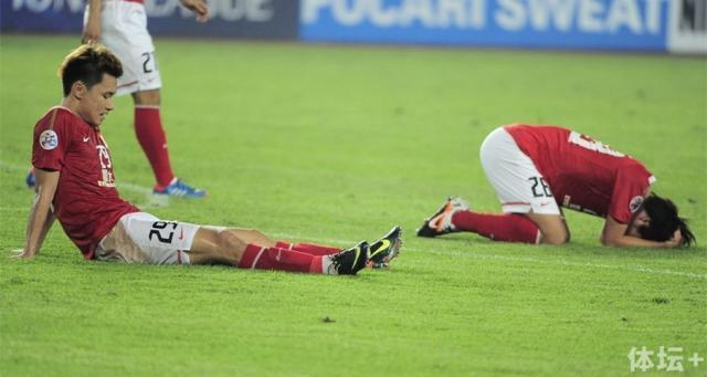 亚冠1/4对决赛八大经典回顾:恒大两度被淘汰