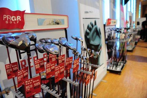 PRGR高尔夫正式进军中国市场打造高端品牌
