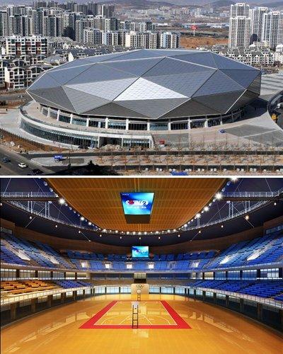 青岛新赛季主场将使用国信体育馆