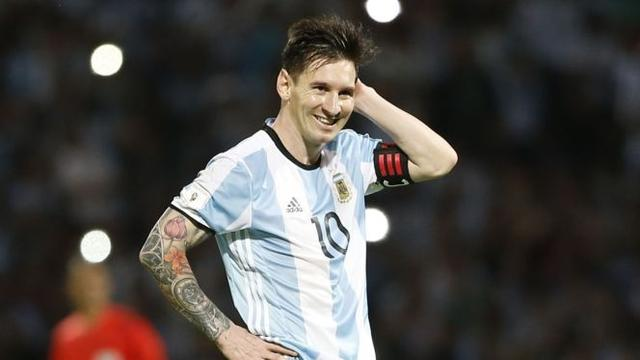 梅西遗憾错过里约奥运会 专心去踢百年美洲杯