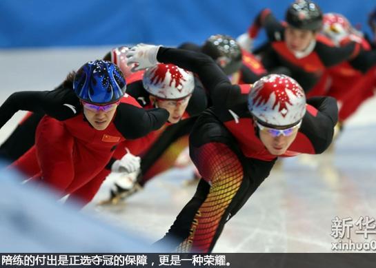 【深度】王濛和她的陪练们