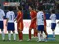 视频:女足小组赛中韩战 孙莉莎主罚角球