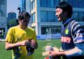 视频:卡西杨智点球决战 互罚3点球握手言和