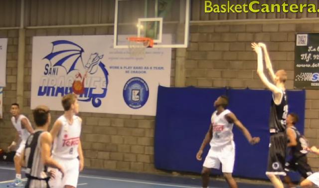 15岁妖星身高2米3碾压NBA 投篮准+封盖不用跳