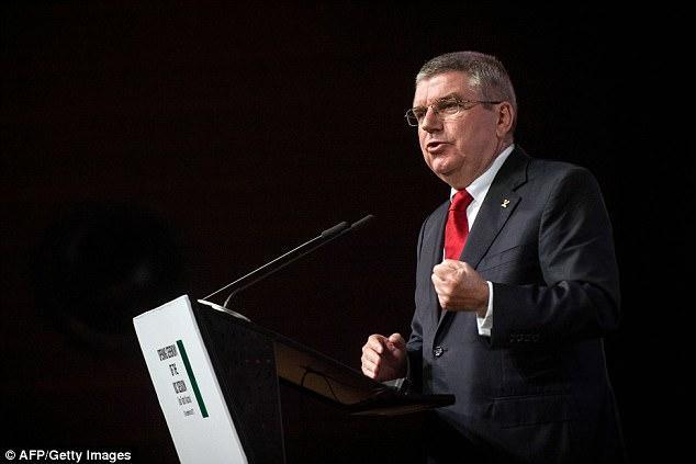 IOC关注朝鲜半岛局势 巴赫:平昌冬奥照旧举行